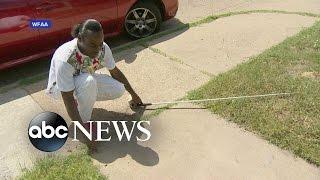 Blind Former Gang Member Fights Off Robbers