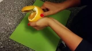Кус кус с апельсином   диетический завтрак для похудения