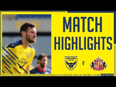 Oxford Utd Sunderland Goals And Highlights