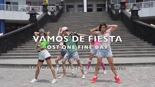 Video Dance OST One Fine Day - Vamos De Fiesta #2 download MP3, 3GP, MP4, WEBM, AVI, FLV September 2018