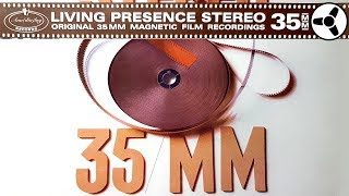 35mm Tape & the Mercury Living Presence Recordings