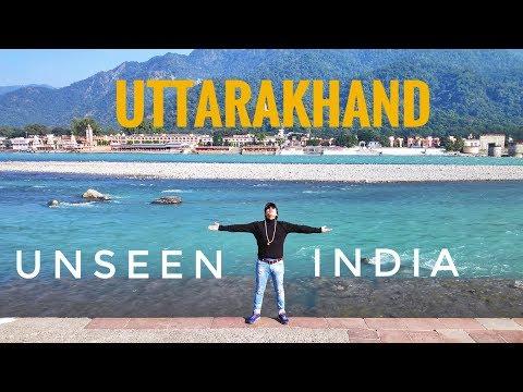 🇮🇳 UNSEEN INDIA EP.1 : Dehradun - Mussoorie - Rishikesh, UTTARAKHAND