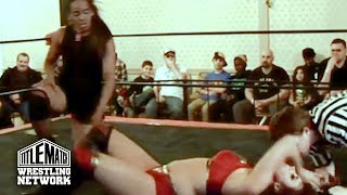 Download Video Taeler Hendrix vs La Rosa Negra - BLOW: Bombshell Ladies of Wrestling MP3 3GP MP4