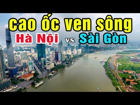 Vì sao Hà Nội ít cao ốc ven sông Hồng