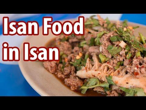 Isan Food at Somchai Pochana (สมชัยโภชนา)