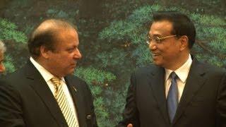 China-Pakistan ties