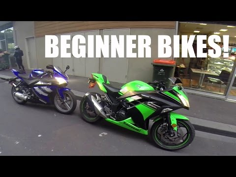 What Makes A Good Beginner Bike!