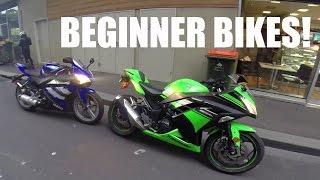 What Makes A Good Beginner Bike!