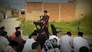 Khutbah Iedul Fitri Ust. Amin Muchtar - Gading Tutuka 15 Juni 2018