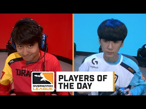 Diya and Profit - Players of the Day | Overwatch League
