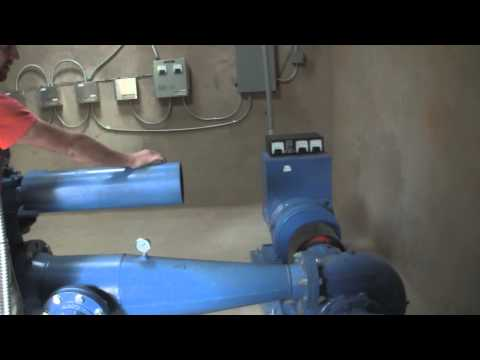 How the Hydroelectric Turbine Works