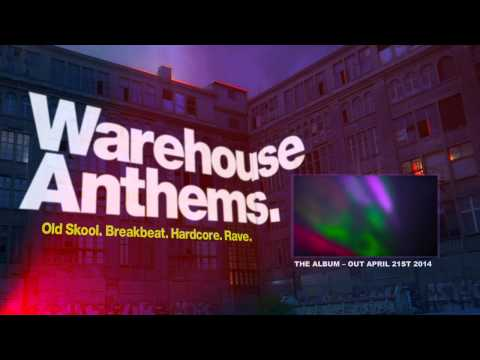 Warehouse Anthems: The Album - Out Now - Mini DJ Mix Official