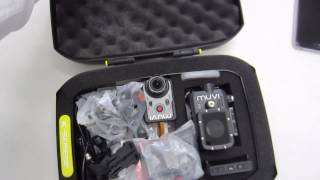 Veho Muvi K2 NPNG Action Camera Unboxing and First Impressions