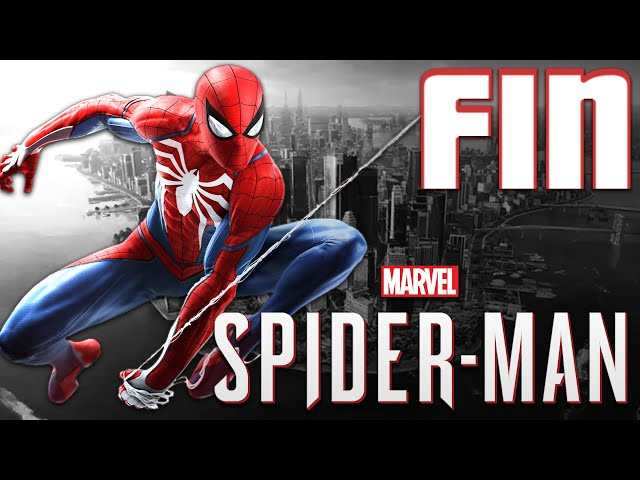 MARVEL'S SPIDERMAN REMASTERED | PS5 | Rediffusion - FIN