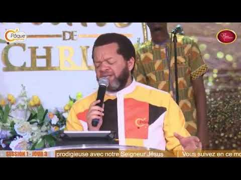 C PAQUE 2019 - 8 ENNEMIS DE L' INTIMITÉ AVEC CHRIST   PASTEUR MARCELLO TUNASI