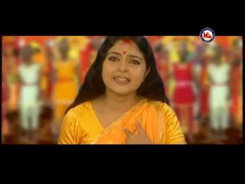 KODUNGALLURIL VAZHUM | SREE BHADRAKALI | Kodungalluramma Devotional Song Tamil | HD Video