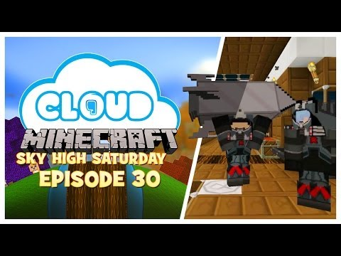 """WE HAVE A ROCKET"" Sky High Saturday! Cloud 9 - S2 Ep.30"