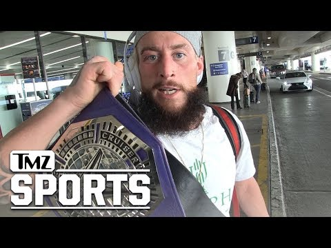 Enzo Amore: Ronda Rousey Is 'In for a Rude Awakening' in WWE | TMZ Sports