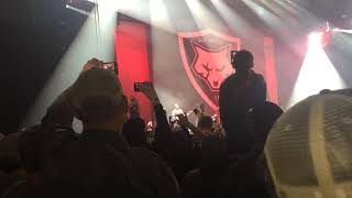 Bad Wolves - Zombie (Live in Bozeman MT 11-17-18)