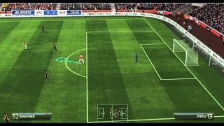 FIFA 14 (2013) Gameplay Maxed Out Settings 1080p ASUS G750JW NVIDIA GTX 765m