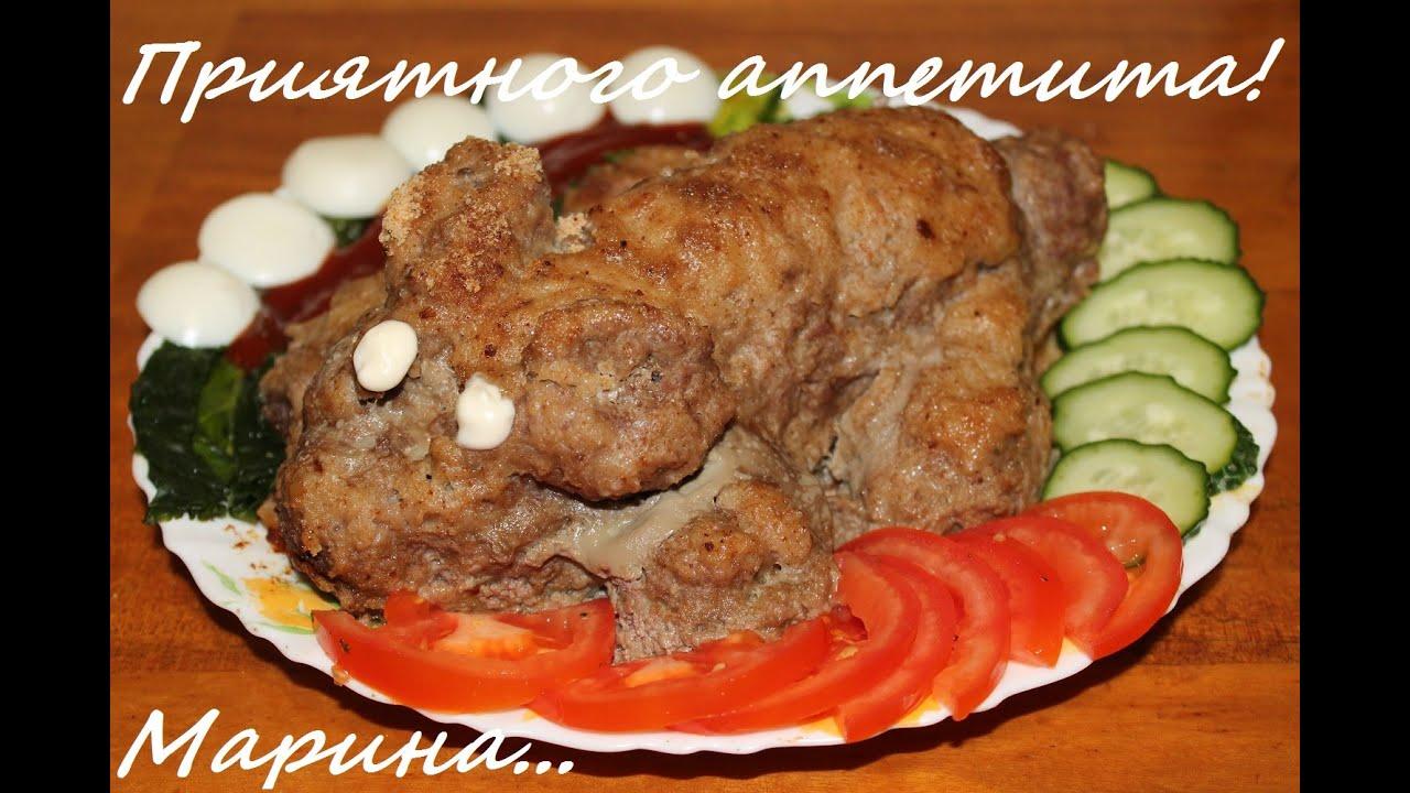 Пошаговый рецепт рубленных котлет из свинины