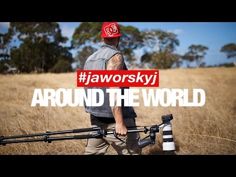 #JAWORSKYJ AROUND THE WORLD 2015 - TRAILER