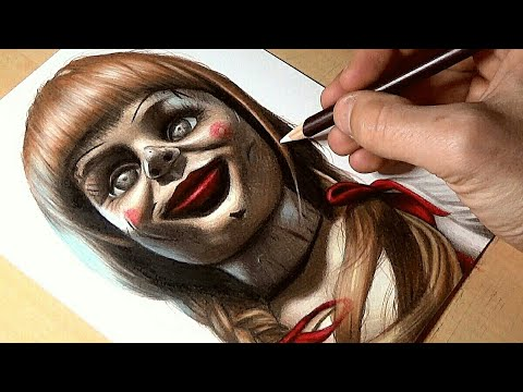 Drawing Annabelle