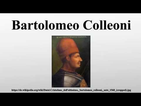 Bartolomeo Colleoni