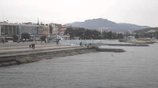Алушта (Крым) 6 декабря 2015