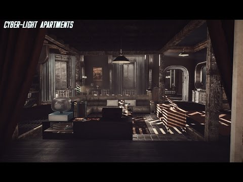 Cyber-Light Apartments Trailer