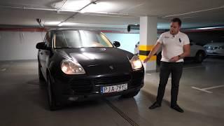 Детальный обзор Porsche Cayenne 955