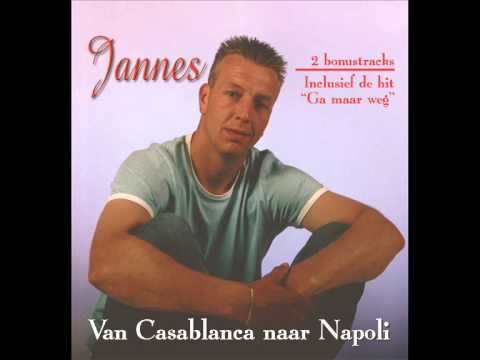 Jannes - Ga Maar Weg (afkomstig van het album