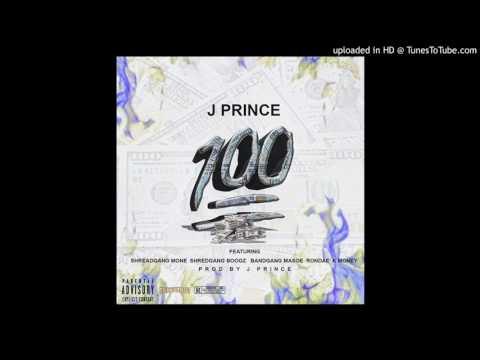 "Prince x Bandgang Masoe x Shredgang Mone x Rondae x Shredgang Boogz x K Money ""100"" Prod by Prince"