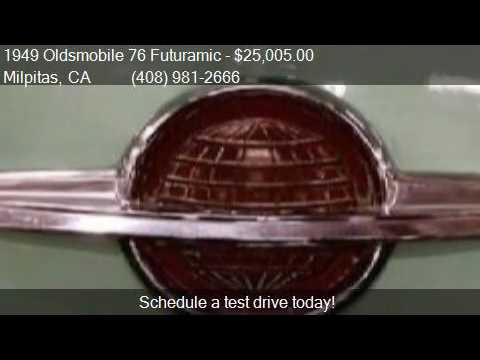 1949 Oldsmobile 76 Futuramic  for sale in Milpitas, CA 95035