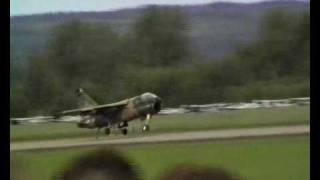 portuguese air force a 7 corsair ii at gardermoen airshow 1994