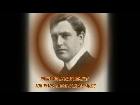 1920s Opera Music Star - John McCormack-- You Forgot To Remember