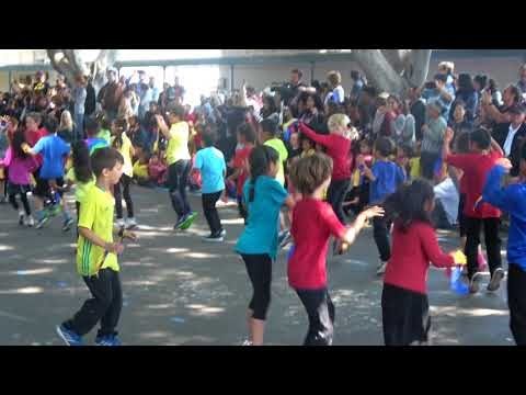 Clover Avenue Elementary School 2018 End of the Year Dance Festival