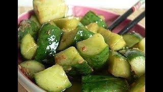 Огурцы по корейски быстрого приготовления. Рецепт огурцов по корейски быстрого приготовления.