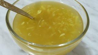 Как приготовить имбирный мед