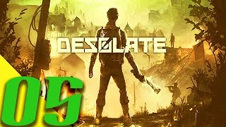 TOKEN INTO OASIS: PC  DESOLATE * THERE ARE NORMAL PEOPLE*  SURVIVAL,HORROR WALKTHROUGH EARLY ACCESS