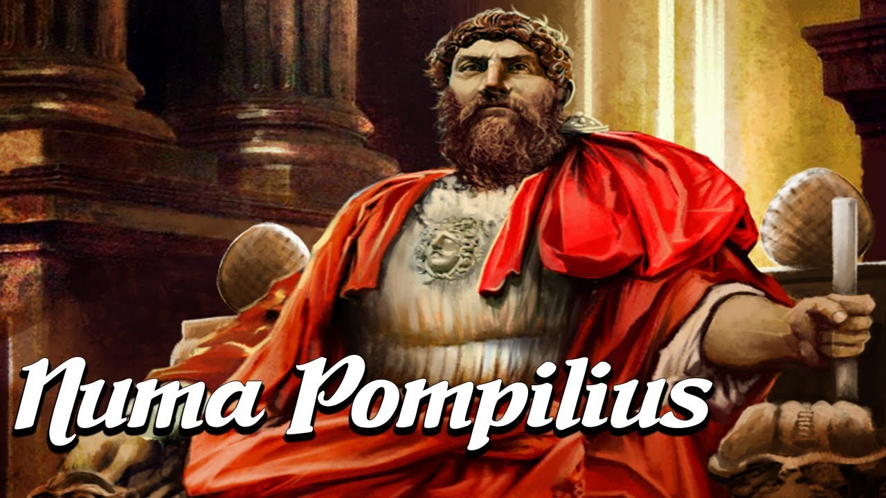 Numa Pompilius: The Peaceful King of Rome (Ancient Rome Explained)