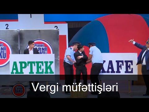 Vergi müfəttişləri - - Hamı Avroppalara (Bir parça, 2015)