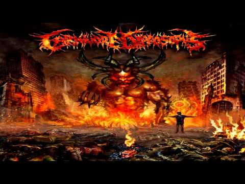 Carnivore Diprosopus - Condemned By The Alliance (2013) {Full-Album}