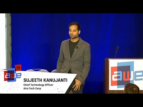 Sujeeth Kanuganti (Aria): Using AR to Enhance Human Potential in the Blind & Visually Impaired