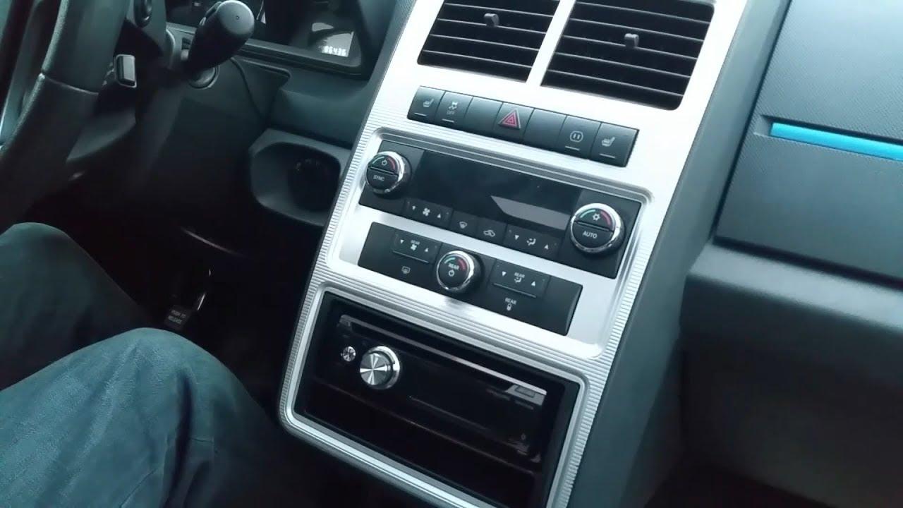 Dodge Nitro Radio Wiring Diagram Telecaster 3 Way Tele Wire 2010 Journey Deh X8700bs Install Youtube