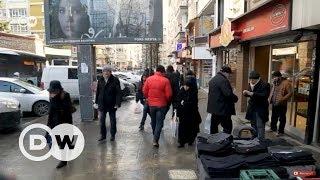 Türkiye'de işsizlik sorunu büyüyor - DW Türkçe