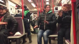 Gambar cover Cikánskej diktát v metru