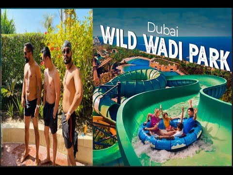 Wild Wadi water park# dubai 2021# exploring with friends