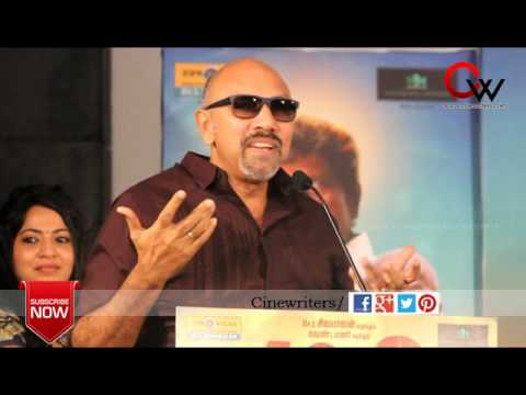 #Sathyaraj speaks about #Goundamani's Timing Comedy & Nakkal's in #49-O Audio launch