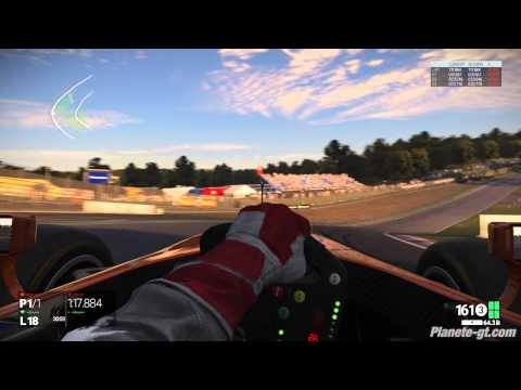 Project CARS Gameplay : Brands Hatch - Formula B